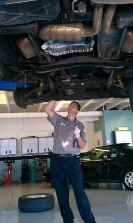 Akin's Auto Repair Oil Change