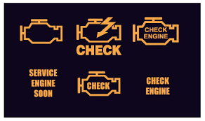 check engine light akins